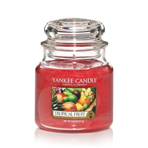 Yankee Candle 14.5 Oz Jar Candle Tropical Fruit
