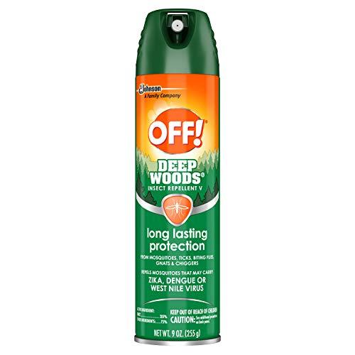 (OFF! Deep Woods Insect Repellent V, 9 oz)