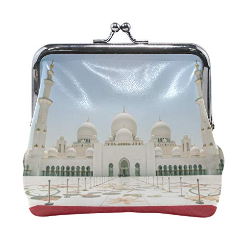 Rh Studio Coin Purse White Mosque Sheikh Zayed Mosque for sale  Delivered anywhere in USA