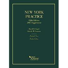 New York Practice, 5th, Student Edition, Supplement (Hornbooks)