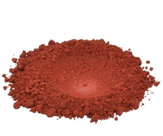 Petal Dust Set of 3 Poppy Red / Bordeaux / Brick Red