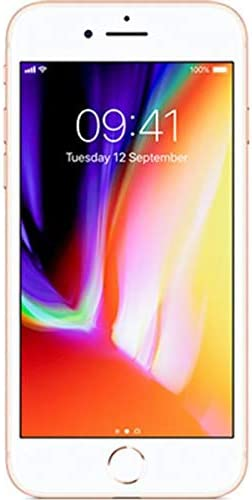 Apple Smartphone iPhone 8 128GB Gold (4,7; IPS, LCD, Multi-Touch, Retina HD, TECHNOLOGIA True Tone; 1334X750; 2 GB; 1821MAH): Amazon.es: Informática
