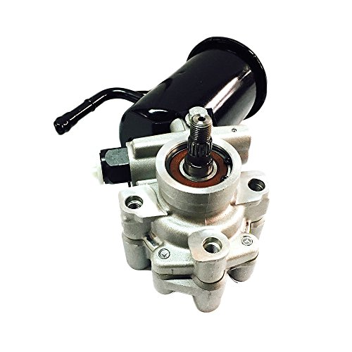 (TRIL GEAR Power Steering Pump with Resevoir for Toyota Tacoma 4Runner 3.4L 5478N)