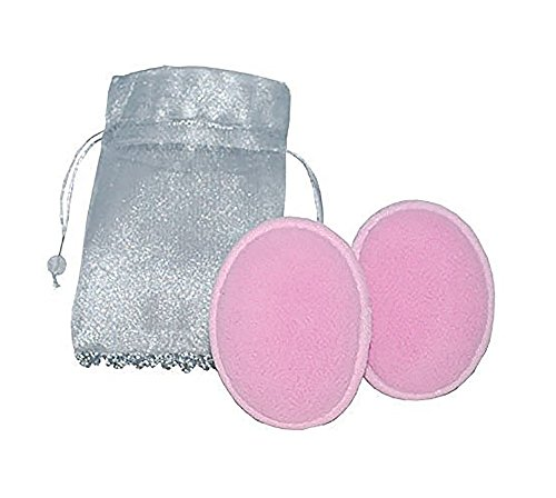 Pink Fleece Ear Mitts Gift Bag Set (Available in 2 Sizes) (Regular)