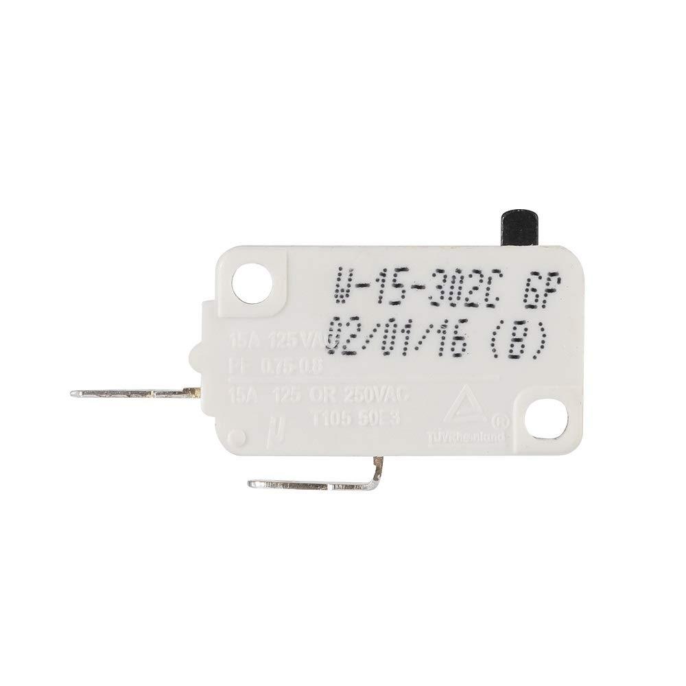 Interruptor de puerta de microondas normalmente abierto W-15-302C ...