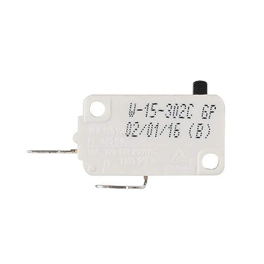 Interruptor de puerta de microondas normalmente abierto W-15 ...