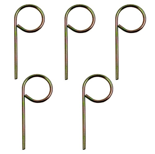 Schlage Emergency Keys for Interior Door Locksets - Set of 5