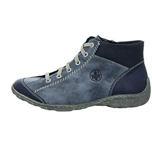 M3731 14 ozean ozean pazifik Rieker Boots Womens OPwqWS6