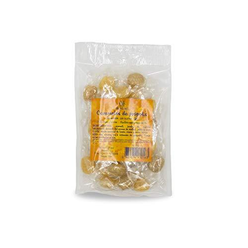 75 g – Glutenvrije en suikervrije Propolis snoepjes. Gemaakt van fijngehakte, pure propolis Aanbevolen voor mensen met…