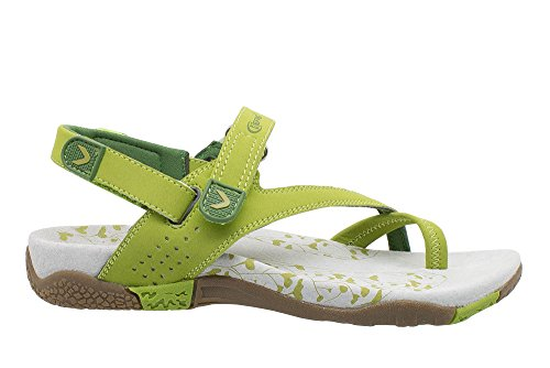 nbsp;pair Size 1 37 sandals women's Green Kefas EU S4ddPwq