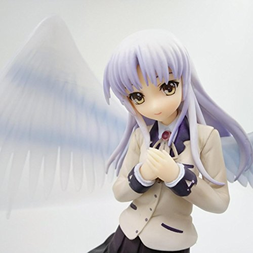 Amazon.com: Tachibana Kanade Uniforms Angel Beats Japanese Anime Beautiful Girl Action Toy Figures Pvc Model Collection For Christmas Gift: Toys & Games