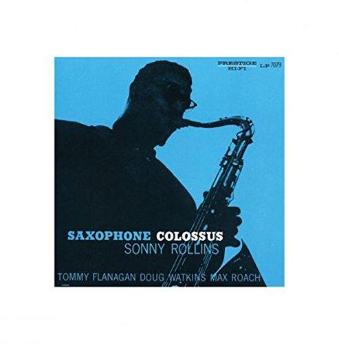Sonny Rollins - Saxophone Colo Poster Print