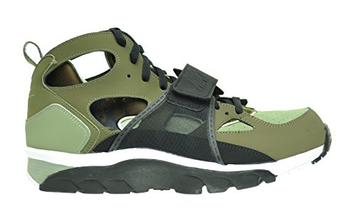 hot sale online bdafd b1830 Nike Air Trainer Huarache Men's Shoes Medium Olive/Black-Jade Stone-White  679083-200 (8.5 D(M) US) - Buy Online in UAE. | Apparel Products in the UAE  - See ...