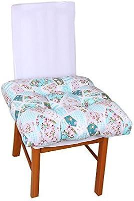 Amazon.com: eDealMax Patrón la Flor del algodón Mezclas de Hogares ...