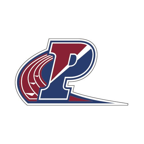 CollegeFanGear Penn Relays Small Decal 'Penn Relays'