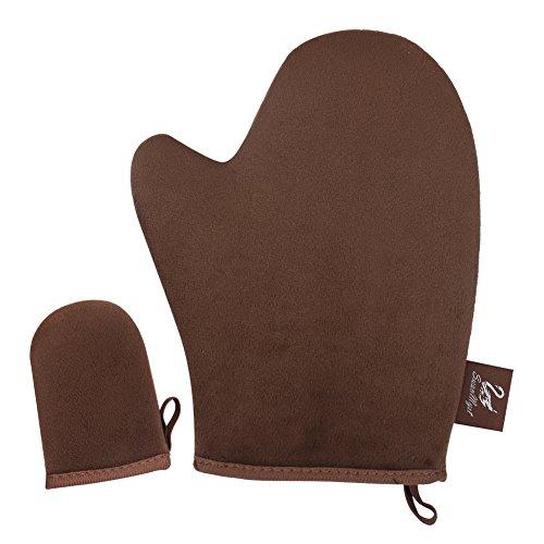 SwanMyst Self Tanning Mitt Applicator Glove with Thumb,