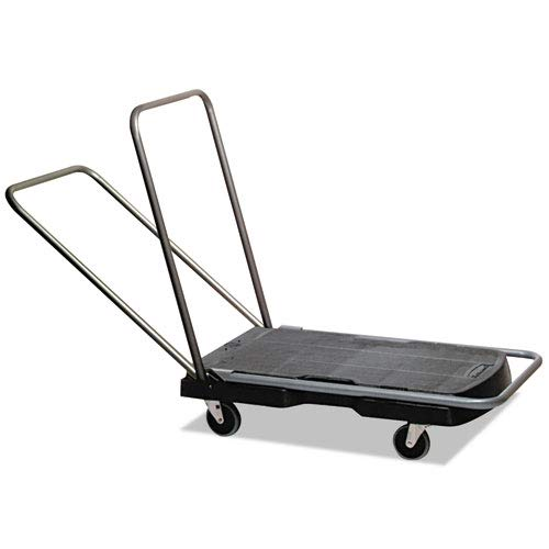 RUB440000 - Rubbermaid Utility Duty Triple Trolley by Rubbermaid Commercial (Image #2)