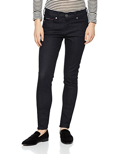 Jeans Rinse Skinny Rise Femme Nrst Bleu Tommy New Stretch Nora 911 Mid TdBx4zwF
