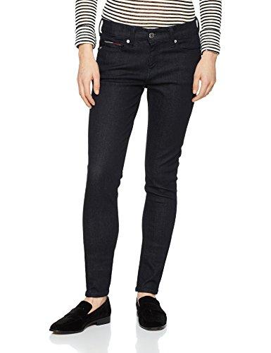 Skinny Nrst Tommy Nora Femme Rise Jeans Rinse New Stretch Mid 911 Bleu ttRwg