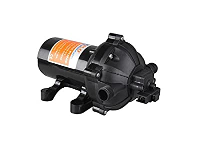 12V 5.5 GPM 60 PSI Water Diaphragm Pressure Pump