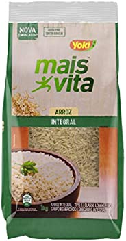 Arroz Integral Mais Vita 1kg