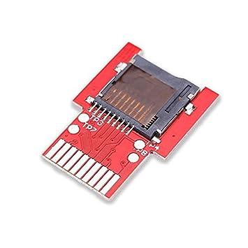 sd2vita Micro SD adaptador, fatcolo (R) sd2vita psvsd ...