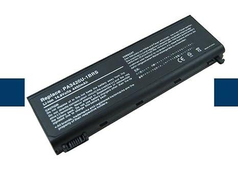 Visiodirect Batería para ordenador portátil TOSHIBA Satellite L20-101: Amazon.es: Electrónica
