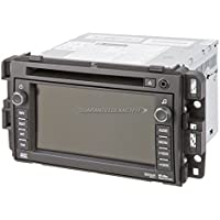 OEM Navigation Unit For Chevy Silverado Suburban Tahoe GMC Sierra Yukon Hummer - BuyAutoParts 18-60102R Remanufactured