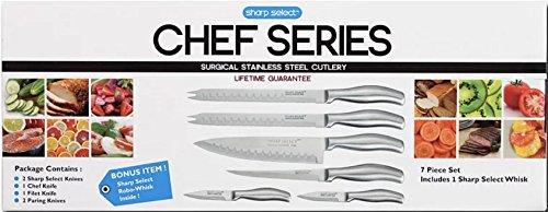 kitchen knives sharp select - 1