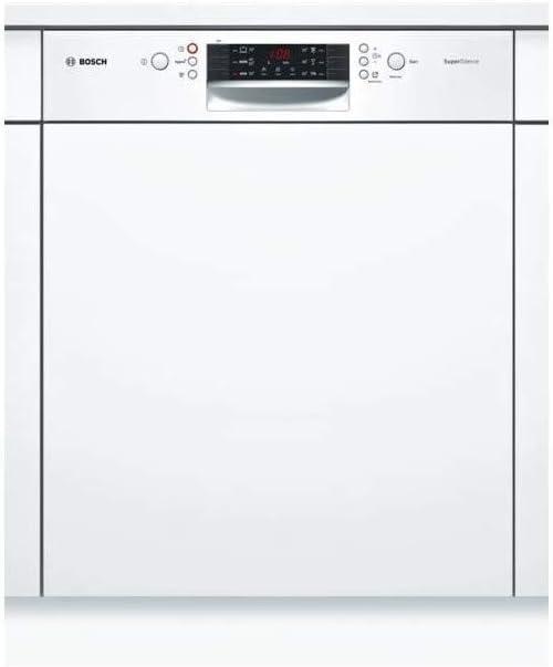 Bosch Serie 4 SMI46AW04E lavavajilla Totalmente integrado 12 ...