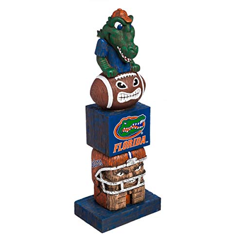 Florida Gators Flower - Team Sports America NCAA Florida Gators Tiki Totem