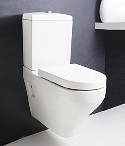 Miraculous Hindware Cornice 92055 Ceramic Wall Hung Water Closet White Gmtry Best Dining Table And Chair Ideas Images Gmtryco