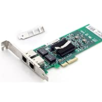 Dual-port 82576 Gigabit Ethernet Server Adapter PCI-E Gigabit Ethernet Dual port E1G42ET