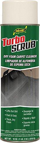 SM Arnold (66-232) Turbo Scrub Dry Foam Carpet Cleaner - 18 oz.