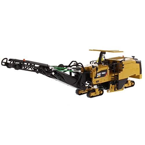 Diecast Masters CAT Caterpillar PM822 Cold Planer with Operator High Line Series 1/50 Diecast Model 85588