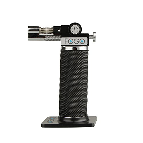 Micro Torch with Windproof Jet Flames Fogo Butane Torch Lighter