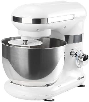 Tristar MX-4161 Robot de cocina, 600 W, Acero inoxidable, 6 Velocidades, Color blanco: Amazon.es: Hogar