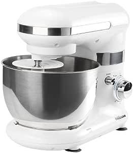 Tristar MX-4161 Robot de cocina, 600 W, Acero inoxidable, 6 ...