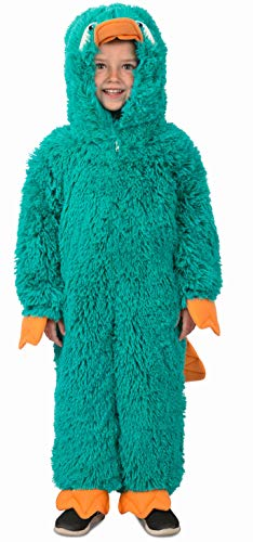 Princess Paradise Kid's Parker The Platypus Baby Costume, Multi-Colored, 18-2T