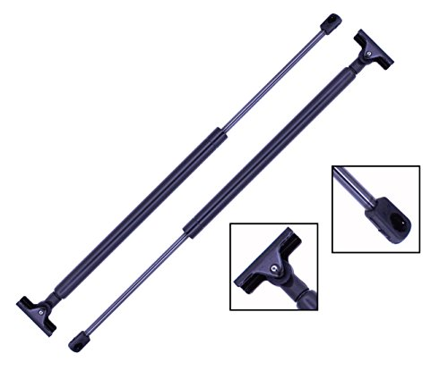 2 Pieces (SET) Tuff Support Liftgate Lift Supports 1997 To 2001 Jeep Cherokee