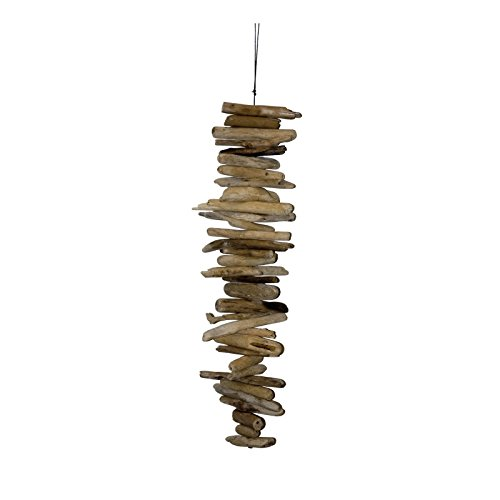 Driftwood mobile 100cm long Quay Traders