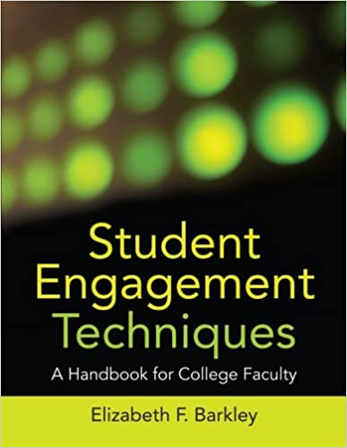 Most Colleges Weigh Student Discipline >> Student Engagement Techniques A Handbook For College Faculty