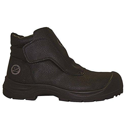 ZephyrZ049 - Bota de Seguridad para soldadores S3 HRO Hombre, Color Negro, Talla 45 EU: Amazon.es: Zapatos y complementos
