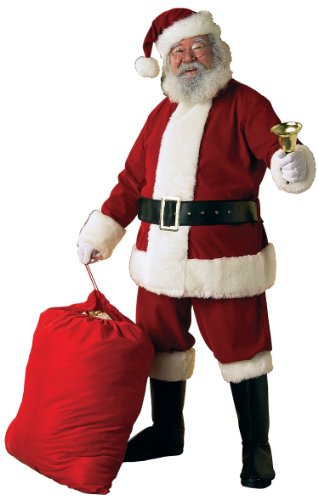 [23361 (Extra Large) Promotional Santa Suit] (Extra Large Santa Suit)