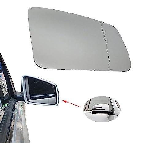 Amazon.com: Cristal de espejo retrovisor para puerta ...