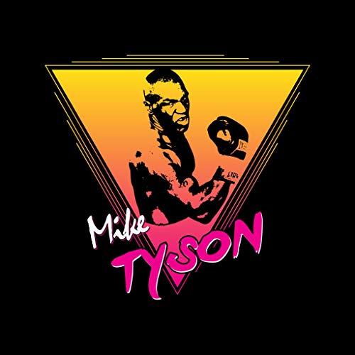 Mike Sweatshirt Coto7 Hooded Tyson Black 80s Women's gv1Rqd