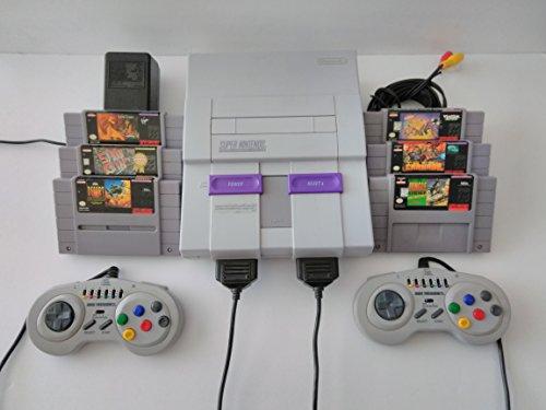 Super NES System Nintendo