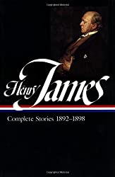 Henry James: Complete Stories, 1892-1898 (Library of America)