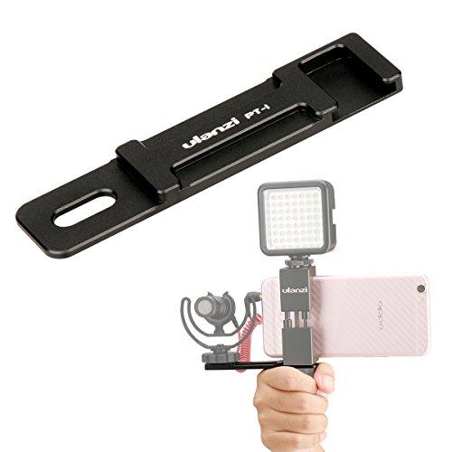 Ulanzi PT-1 Microphone Cold Shoe Plate,