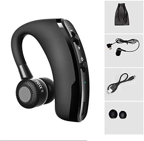 Wireless Bluetooth hands-free Business FC1 headset and microphone voice control